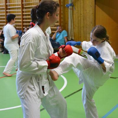 Selbstverteidigung und Kampfkunst für Frauen und Mädchen