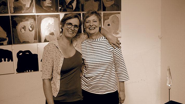 mit Dr. Anne-Kathrin Reif (Vielen Dank für den schönen Text!)