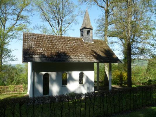 Kapelle in Geisemerich Außenansicht