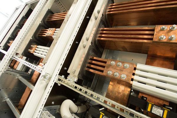 Koperen stroomgeleiders