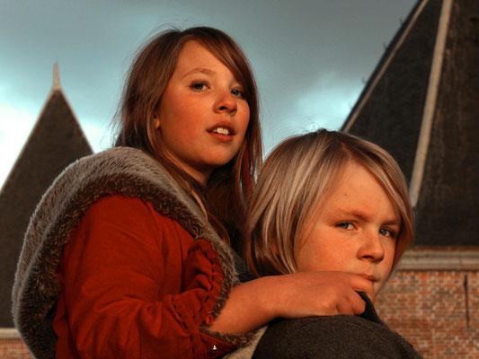 Mas & Nanna, tweeling