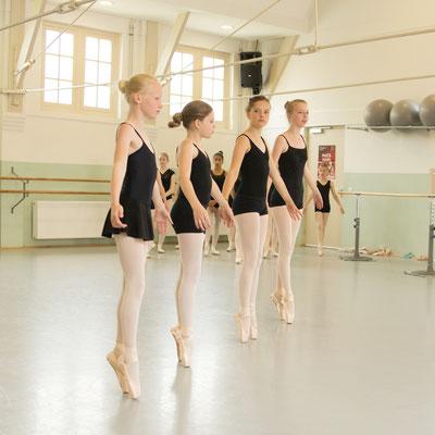 Balletles Quintus, Kampen