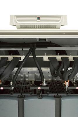 Vacon frequentieregelaars + ventilatiesysteem