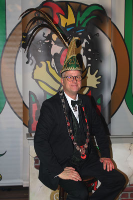 Ron Mols (President)