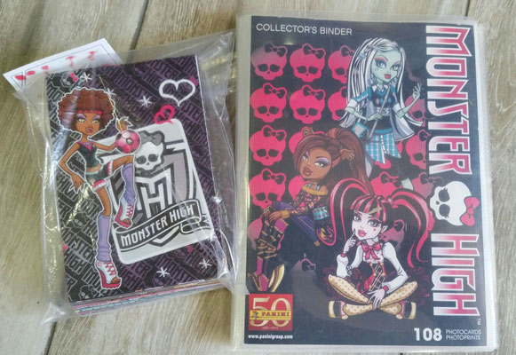 Monster High Photocards