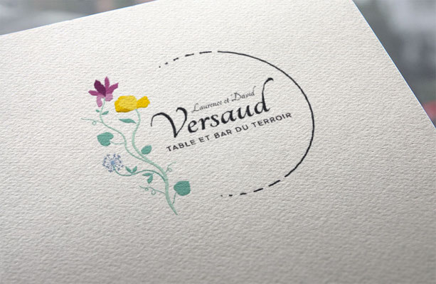 Logo du restautant Versaud - Viriat
