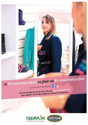 #coupdecoeur, une campagne d'information pour le recyclage des textiles