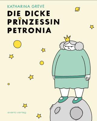 Im avant-verlag erschienene Comics von Katharina Greve.