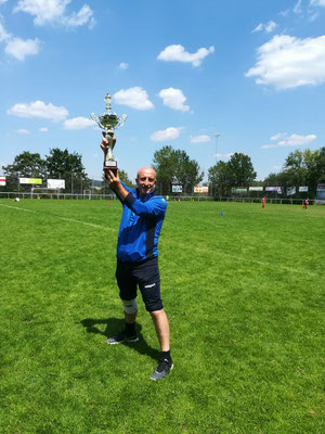 Jubel über Turniersieg in Wernau