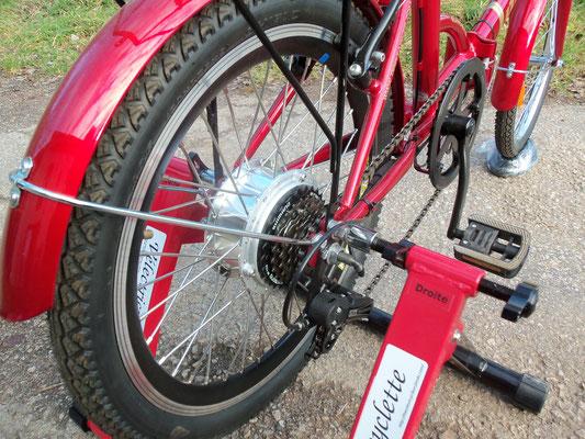 La roue génératrice