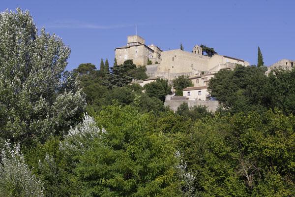 Ansouis Burg