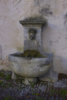 Pernes-Les-Fontaines, one of the 41 fountains