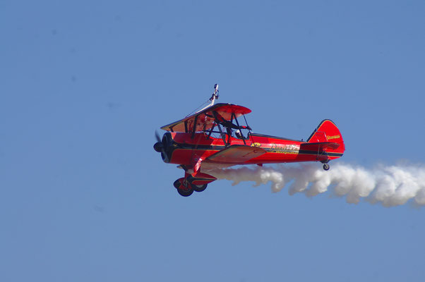 Avignon Air show, du grand spectacle