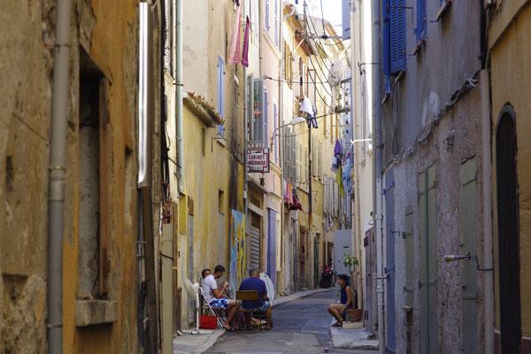La Ciotat, die alte Stadt