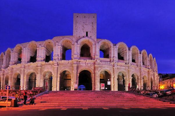 les arène d'Arles