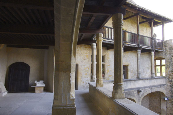 Die Schloss Terrassen