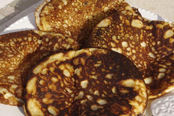 les pancakes