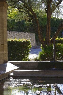 Pernes-Les-Fontaines, das Waschhaus