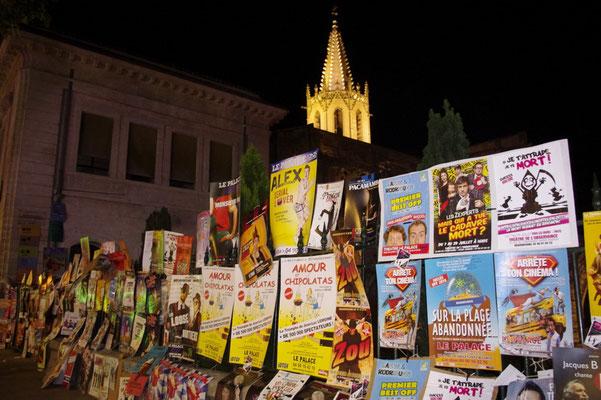 Avignon theater festival