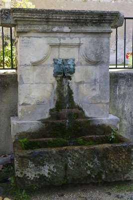 Pernes-Les-Fontaines, l'eau pour tous