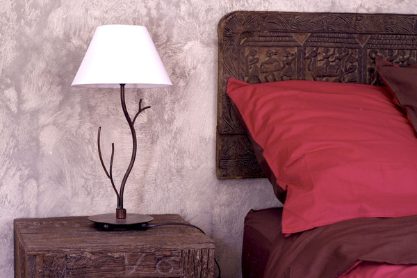 chambre Madras : décoration indienne