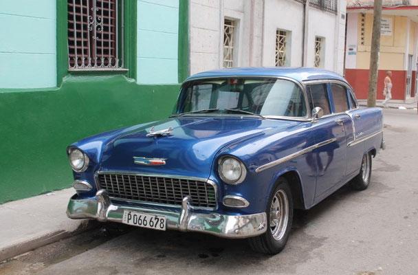 Cuba La Havanne voiture ancienne