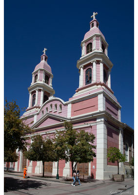 Chili Rancagua église