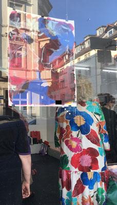 GEDOK Galerie Latin Summer Blumenkleid