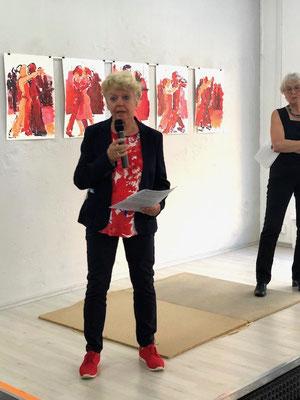 Helga Karola Wolf   Monika Maier-Speicher.