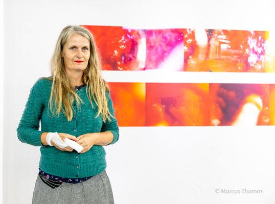 """Susanne Neiss - Ausstellung """"Sometimes"""" 9.11. - 16.10.2021 GEDOK Galerie Heidelberg"""