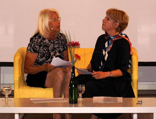 Dorothea Paschen  und Helga Karola Wolf_ blühender Unsinn 2021