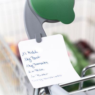 EIWAL® Einkaufszettel-Halterung