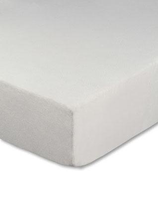 Spannbettlaken für Boxspringbetten, Farbe  - Matratze und Topper können zusammen bezogen werden