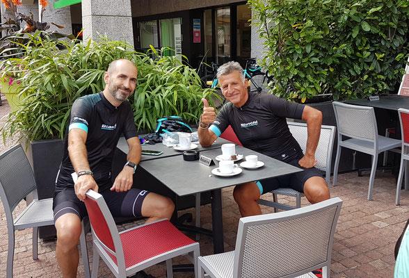 Gianni und Chris von Bianchi Suisse