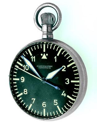 TU-Ausführung von Mechanik A. Lange VEB; Metallgehäuse