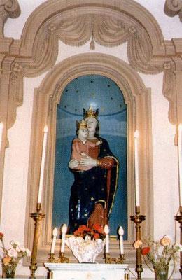 La Madonna di Ognissanti