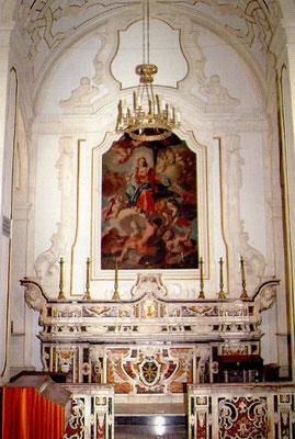 Cappella della Congregazione delle Anime del Purgatorio