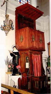Pulpito Confessionale