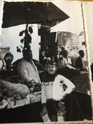 Anni '60 - Luigi e il fratello, Francesco Costa (Cazzicagnocchji)