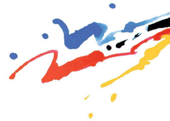 """Logo-Gestaltung + Design-Konzept: """"Deutsch-Französischer Journalistenpreis"""""""