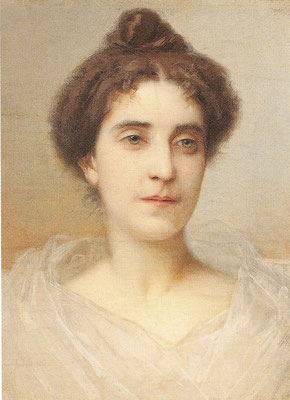 María Sabaté (esposa del pintor)