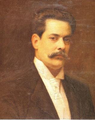 Salvador Escolá (autorretrato)