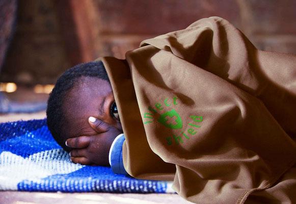 Partenariat INSECT SHIELD - WORLD VISION pour la protection contre la Malaria