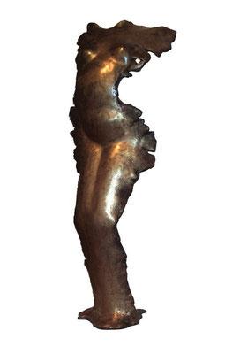 Frau 270, Bronze 150 x 55 x 45 cm