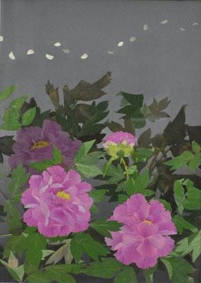 尾城雅一  (埼玉)    グランプリ 『春の流れ(4)』 工芸