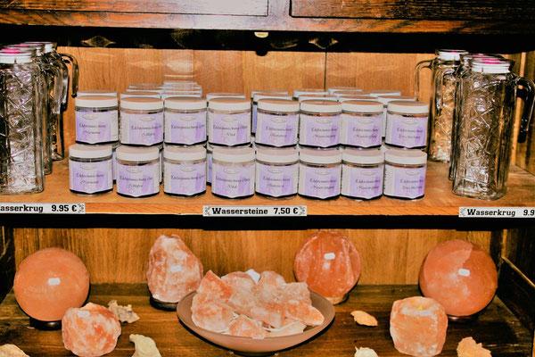 Das Salzhaus Salzhausen Salzprodukte
