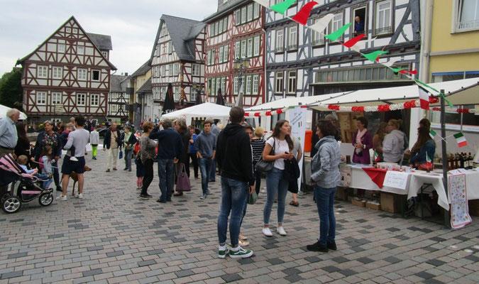 Veranstaltungen mit der Deutsch-Italienischen Gesellschaft Mittelhessen e. V.