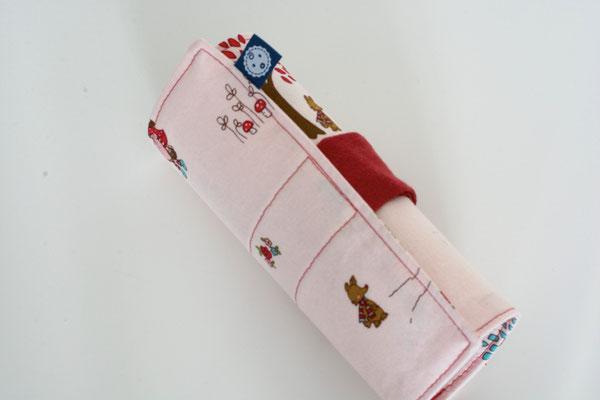 Stifterolle krümelRolle - Stifterolle / Mäppchen / Etui für dicke Kinderstifte