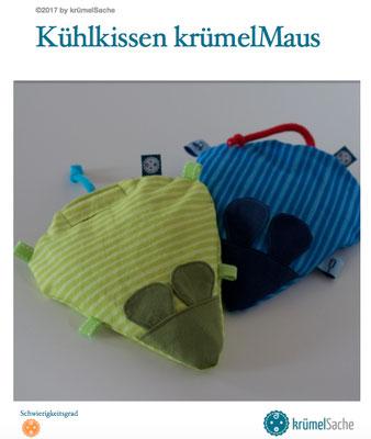 eBook krümelMaus - die Kühlmaus Nähanleitung