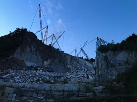 Steinbruch bei Domodossola